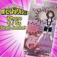 タカラトミーアーツ 僕のヒーローアカデミア iPhone6s/iPhone6対応 シェルジャケット 麗日お茶子 MHA-01E