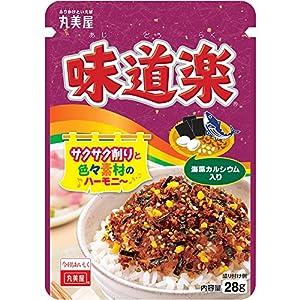 丸美屋 味道楽 ニューパック 28g
