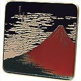 Amazon.co.jp漆芸板蒔絵オルゴール 【きれい かっこいい 日本製 和風 富士山 日本画 F7121-09】