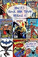 Ron El's Comic Book Trivia (Volume 4) (Ron El's Comic Book Trivia Series)