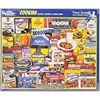 """Jigsaw Puzzle 1000 Pieces 24""""X30""""-Cookies"""