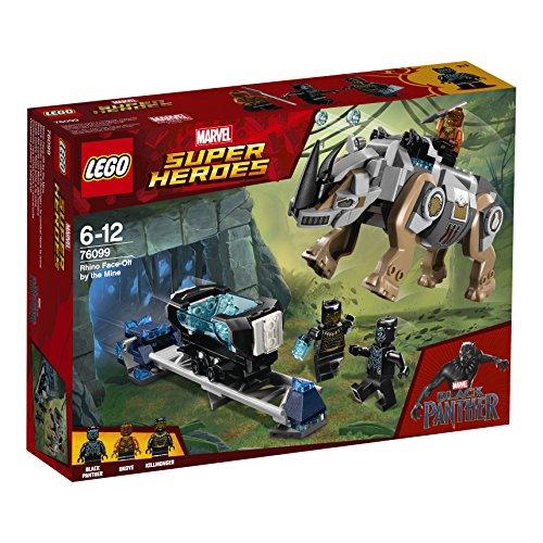 [해외]레고 (LEGO) 슈퍼 영웅 광산에서 대결 76099/Confrontation at Lego (LEGO) Super Heroes Mine 76099