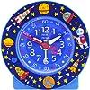(ベビーウォッチ) babywatch ZIP アラームクロック / 宇宙 コスモス cosmos [正規輸入品] ( 子供用 目覚し時計 置き時計 フランス 学習時計 Baby Watch Paris )