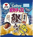 カルビー ポテトチップス 鰹みそ味(鹿児島県) 55g×12袋