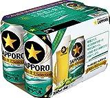 【北海道・東北地区限定発売】3月1日発売 サッポロ黒ラベル 北海道&東北セレクション 350ml 6缶パック