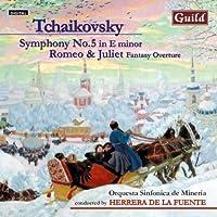 Pyotrr Ll'Yich Tchaikovsky by ORQUESTA SINFONICA DE MINERIA / H DE LA FUENTE (2001-01-01)