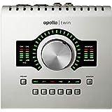Universal Audio Apollo Twin USB アナログ2イン/6アウト USB対応オーディオインターフェイス【国内正規品】