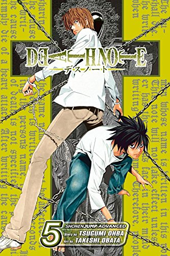 Death Note 5: Whiteout (Death Note)の詳細を見る