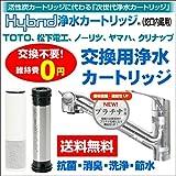 hybrid-jyousui1 水環境電池 ランニングコスト0円のHybrid浄水カードリッジとHybrid浄水シャワーヘッド