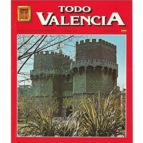 スペイン製 ガイドブック バレンシアのすべて TODO VA...