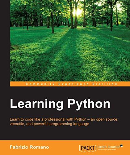 Learning Pythonの詳細を見る