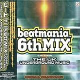 beatmania 6th MIX ORIGINAL SOUNDTRACK