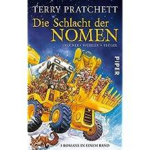 Trucker, Wühler, Flügel. Die Schlacht der Nomen: 3 Romane in einem Band