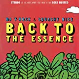 Rock & Squashy Nice / Back to the Essence [Analog]