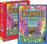 ウッドストック コラージュ 500ピース パズル