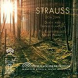 シュトラウス : 交響詩集 (Strauss : Don Juan   Death and Transfiguration   Till Eulenspiegel's Merry Pranks / Pittsburgh Symphony Orchestra , Manfred Honeck) [SACD Hybrid] [輸入盤]