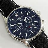 [ヨーグ グレイ] JORG GRAY 腕時計 クロノグラフ シークレット サービス エディション バラク オバマ 大統領 限定モデル JG6500 メンズ [並行輸入品]