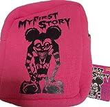 MY FIRST STORY(マイファーストストーリー)公式グッズ (ラウンドワン×マイファスコラボ 限定品) マイファス君 ポーチ (ピンク)
