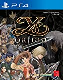 PS4 Ys Origin (Subs English Chinese Japanese Korean) for PlayStation4 [並行輸入品]