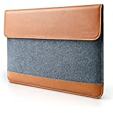 """tomtoc Ultra Slim Envelope Sleeve for 13""""-13.3"""" Old MacBook Air 