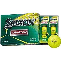 ダンロップ(DUNLOP) ゴルフボール スリクソン TRI-STAR 2020年モデル 1ダース(12個入り)