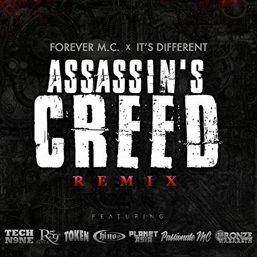 "Assassin's Creed [Remix] (Feat. Tech N9ne, Royce Da 5'9"", Token, Chino Xl, Planet Asia, Passionate MC & Bronze Nazareth) [Explicit]"