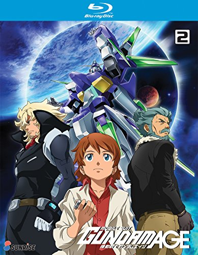 Mobile Suit Gundam AGE Collection 2 Blu-Ray(機動戦士ガンダムAGE コレクション2 29-49話)