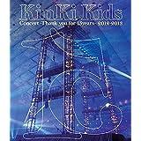 KinKi Kids Concert -Thank you for 15years- 2012-2013(Blu-ray仕様)