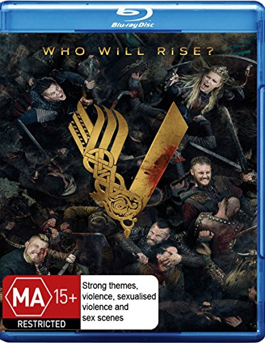 Vikings: Season 5 - Part 1 [Region B] [Blu-ray]