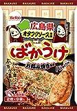 栗山米菓 18枚ばかうけ(お好み焼き風味) 18枚 ×12袋