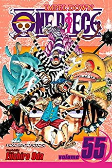 One Piece, Vol. 55: A Ray of Hope (One Piece Graphic Novel) by [Oda, Eiichiro]