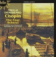 Chopin: Scherzi, Variations by Nikolai Demidenko (2005-03-08)