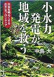 小水力発電が地域を救うー日本を明るくする広大なフロンティア