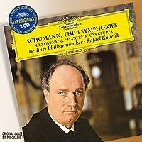 Schumann: the 4 Symphonies; Overtures Opp. 81 Geno