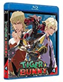 TIGER & BUNNY 4[Blu-ray/ブルーレイ]