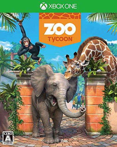 Zoo Tycoon  ズータイクーン  XBox One ソフト U7X-00035 /  ゲーム