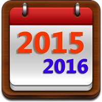 UK Calendar 2015-2016
