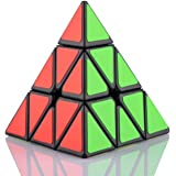 FAVNIC ピラミンクス 三角型 立体パズル 3x3x3 マジックキューブ 競技用 ポップ防止 知育玩具