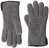 (レノマ)renoma PARIS メンズ ニット手袋 127RE604  グレー フリー