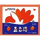 合鹿製紙 お花紙 五色鶴 500枚 おれんじ No.8