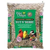 Wild Delight 3660505lbナットN ' Berry Bird Food