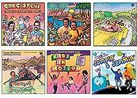 Becker's Exclusive Kits YM12CDK Greg & Steve CDs Set #2 (Pack of 6) [並行輸入品]