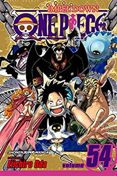 One Piece, Vol. 54: Unstoppable (One Piece Graphic Novel) by [Oda, Eiichiro]