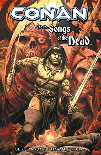 Download Conan and the Songs of the Dead 1593077181