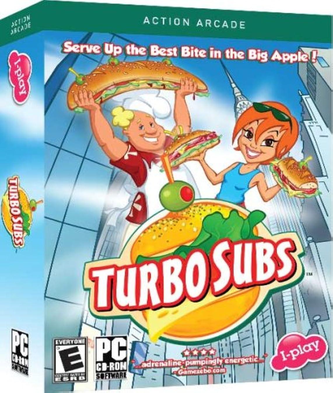 はっきりとレンド隠すTurbo Subs (輸入版)