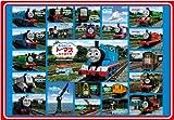32ピース 子供向けパズル きかんしゃトーマス図鑑 ピクチュアパズル