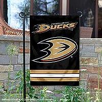 Anaheim Mighty Ducks Double Sided Garden Flag