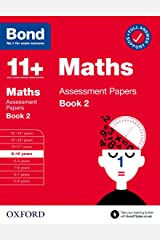 Bond 11+ Maths Assessment Papers 9-10 Years Book 2 Paperback