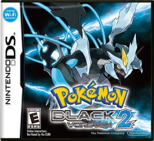 Pokemon Black Version 2 (輸入版:北米)
