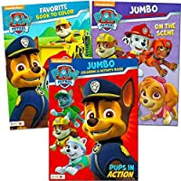 Paw Patrol Colouring and Activity Book Set